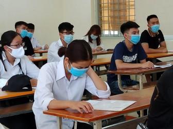 Ngày 27-8 công bố điểm thi Tốt nghiệp Trung học phổ thông 2020