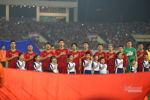 Tuyển Việt Nam đá vòng loại World Cup vào năm 2021