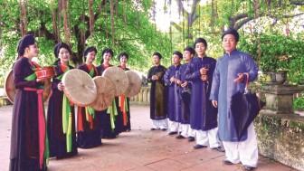 Bảo tồn, phát huy di sản văn hóa phi vật thể Dân ca Quan họ Bắc Ninh