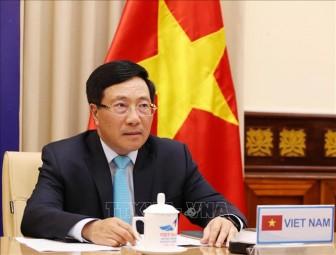 Việt Nam tham dự Phiên thảo luận mở Cấp cao trực tuyến của HĐBA LHQ