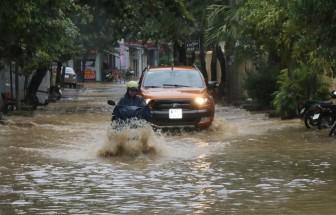 Bắc Bộ, Tây Nguyên và Nam Bộ có mưa rất lớn, nguy cơ cao lũ quét