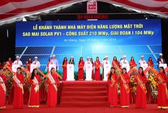 Định hướng phát triển năng lượng ở An Giang