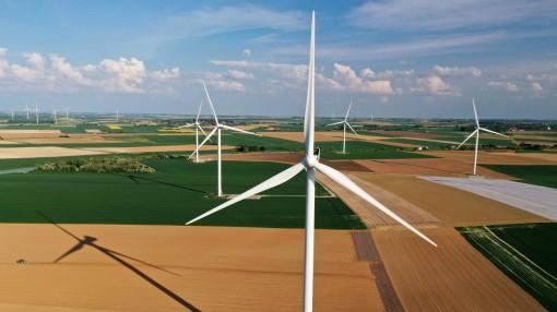 Năng lượng gió và mặt trời đạt mức kỷ lục trong năm 2020