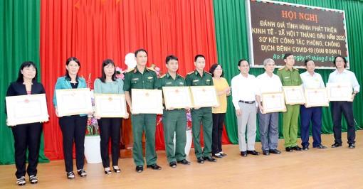 Kinh tế - xã hội huyện An Phú tiếp tục tăng trưởng