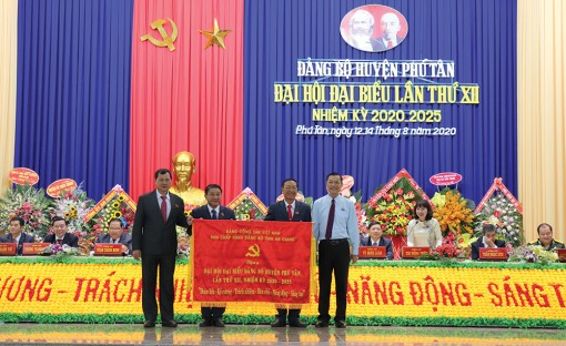 Kỳ vọng từ Đại hội đại biểu Đảng bộ huyện Phú Tân lần thứ XII