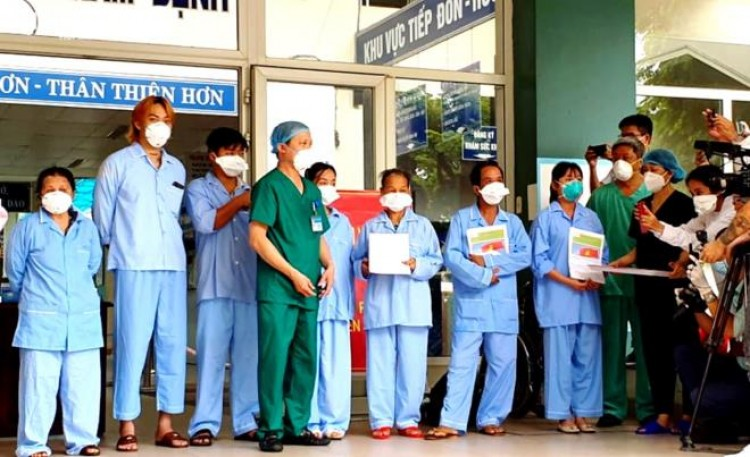 Nhiều bệnh nhân COVID-19 ở Đà Nẵng xuất viện: Hướng điều trị đang rất hiệu quả