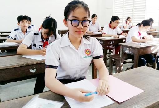An Giang công bố kết quả tuyển sinh vào lớp 10