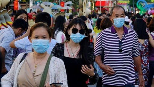 An Giang: Từ ngày 15-8 thực hiện nghiêm việc đeo khẩu trang nơi công cộng