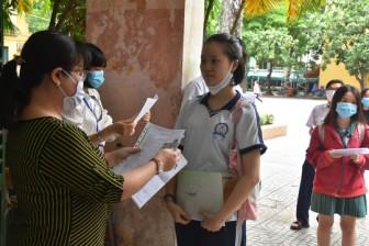TP HCM dự kiến ngày 19-8 chấm xong bài thi tốt nghiệp THPT