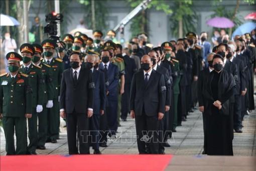 Nhân dân cả nước tiếc thương nguyên Tổng Bí thư Lê Khả Phiêu