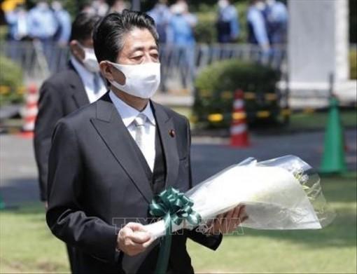 Nhật Bản tưởng nhớ những người thiệt mạng trong Chiến tranh Thế giới thứ hai