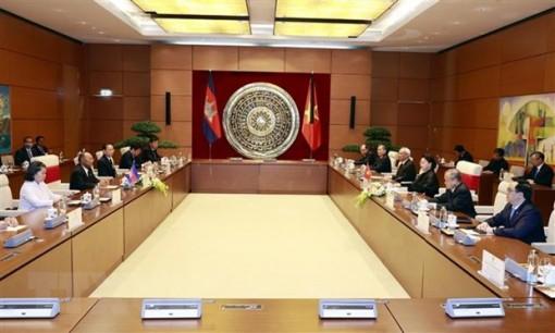 Vun đắp mối quan hệ Việt Nam-Campuchia ngày càng phát triển