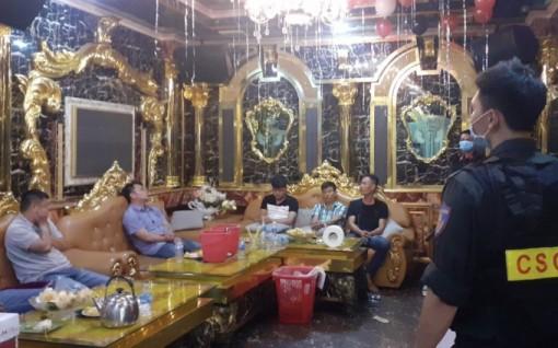 Phá đường dây ma túy, vay nặng lãi, đánh bạc quy mô lớn ở Tây Ninh