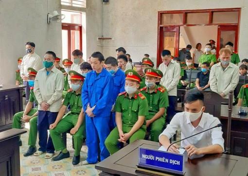 Điện Biên: 7 án tử hình, 3 án tù chung thân cho các đối tượng mua bán ma túy