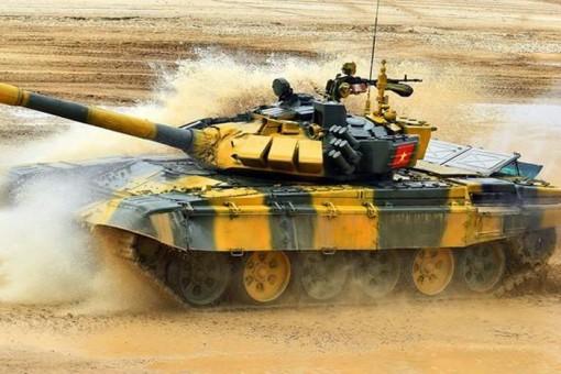 Army Games 2020 tại Nga: Đội tuyển xe tăng Việt Nam giành vị trí thứ hai của bảng 2