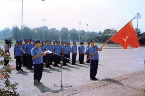 Lực lượng cảnh sát biển Việt Nam: Vững vàng nơi đầu sóng