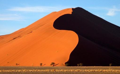 Khách quốc tế có thể trở lại sa mạc ngoạn mục Namibia từ 1-9