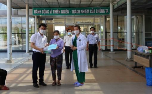 10 ca mắc Covid-19 ở Quảng Nam được công bố khỏi bệnh