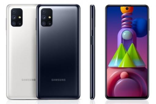Samsung lặng lẽ ra mắt smartphone Galaxy M51