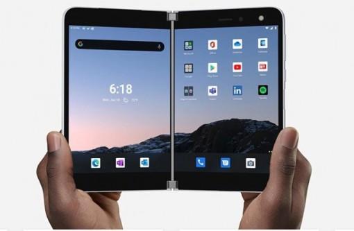 Surface Duo - Dấu ấn riêng của Microsoft trên thị trường Android