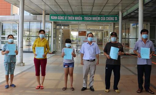 Quảng Nam công bố thêm bảy bệnh nhân Covid-19 khỏi bệnh