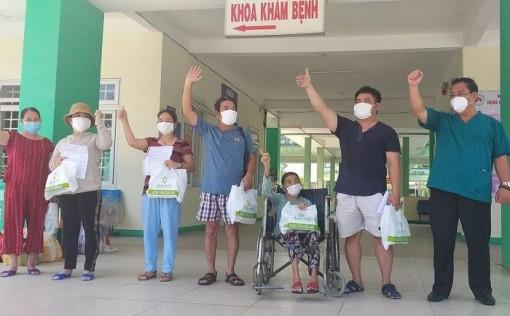 Ngày thứ tư Đà Nẵng không có ca nhiễm nCoV, 11 bệnh nhân ra viện