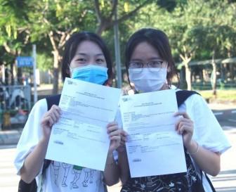Đại học Quốc gia TP. Hồ Chí Minh công bố kết quả thi đánh giá năng lực 2020 đợt 1