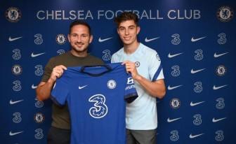 'Bom tấn' Kai Havertz: Lampard là lý do tôi đến Chelsea!