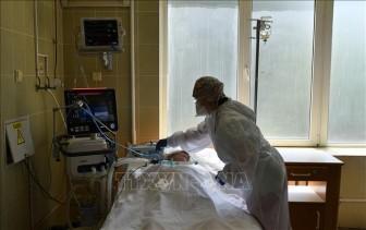 Ukraine thông báo số ca mắc bệnh COVID-19 mới cao nhất trong 1 ngày