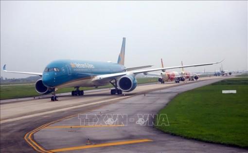 Từ 15-9 mở lại các đường bay thương mại quốc tế