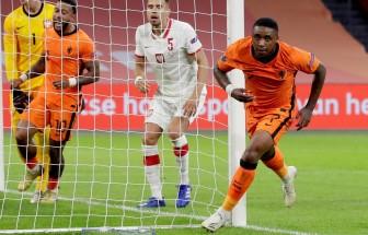 Kết quả Nations League: Hà Lan chiến thắng, Italy chia điểm