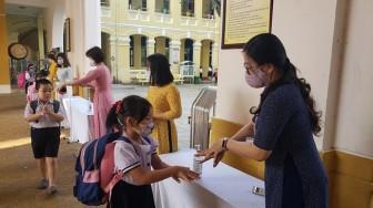 Bộ Y tế khuyến cáo 7 việc học sinh cần làm để phòng chống COVID-19