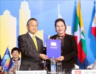 AIPA 41: Dấu ấn AIPA trong việc liên kết các nước ASEAN