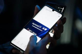 Huawei phát hành smartphone chạy HarmonyOS vào năm sau