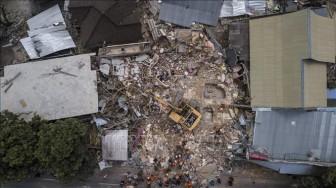 Động đất mạnh rung chuyển ngoài khơi miền Đông Indonesia