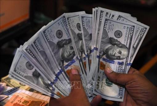 Sáng 9-9, tỷ giá trung tâm giảm 2 đồng