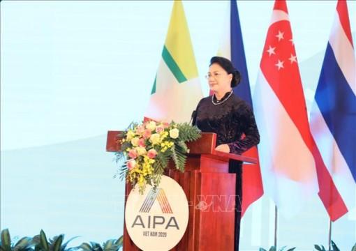 Dấu ấn đoàn kết và hợp tác của AIPA 41
