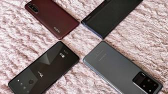 278 triệu smartphone 5G được bán vào năm 2020