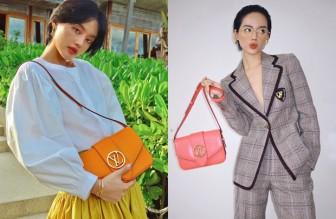 Mỹ nhân Việt, châu Á phải lòng vẻ đẹp của mẫu túi Louis Vuitton pont 9