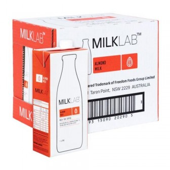 Thu hồi gấp sữa Milk Lab Almond Milk 1L nghi nhiễm khuẩn