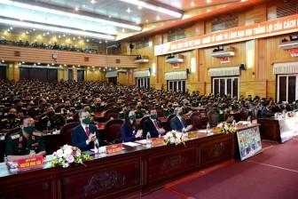 Khai mạc Đại hội Đảng bộ Quân khu 5 lần thứ X