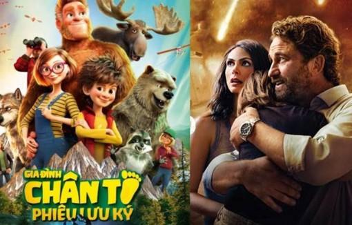 Gerard Butler, Gia đình Chân to 'đại náo' rạp chiếu phim Việt tháng 9