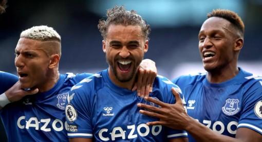 Tottenham 'phơi áo', Everton bay bổng ở London trong trận mở màn