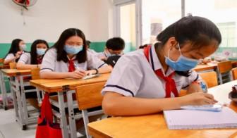 Các loại kiểm tra, đánh giá học sinh trung học cơ sở, trung học phổ thông năm học 2020-2021