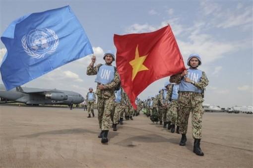 Việt Nam sẵn sàng thúc đẩy hợp tác ASEAN-LHQ trong gìn giữ hòa bình
