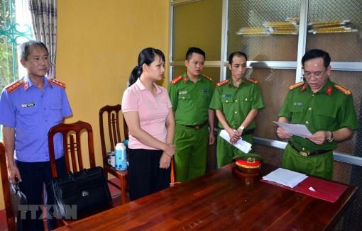 Kế toán Liên đoàn lao động thành phố Tuyên Quang tham ô gần 2 tỷ đồng