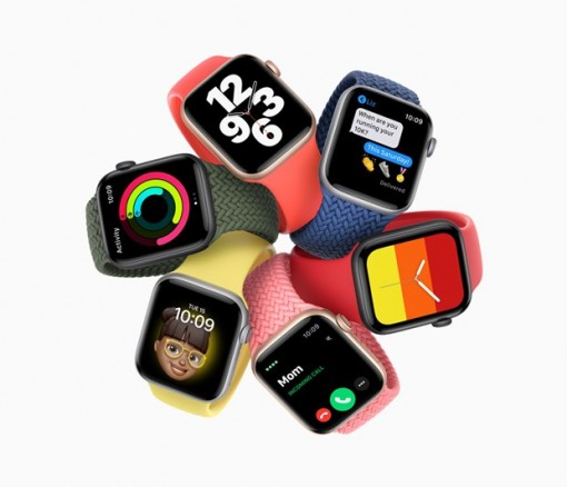 'Ông lớn' Apple chính thức ra mắt hàng loạt sản phẩm mới