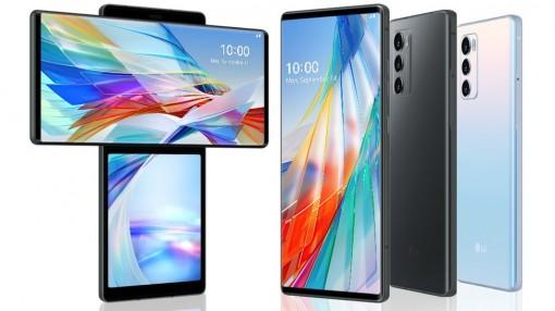 LG công bố mẫu điện thoại thông minh 2 màn hình độc đáo