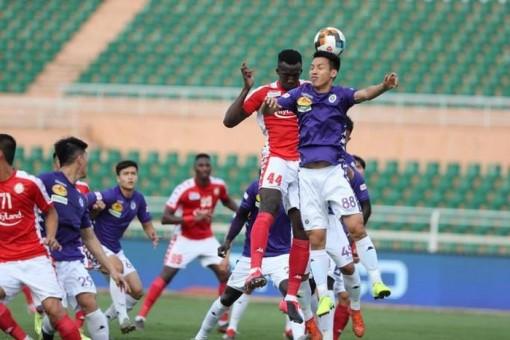 Cân não trận Hà Nội FC - CLB TP HCM