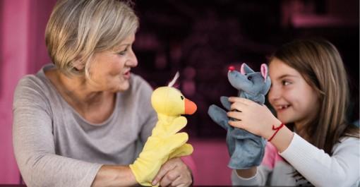 Sự lợi hại của những con rối trong việc giúp trẻ tự tin hơn